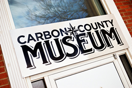 The Carbon County Museum